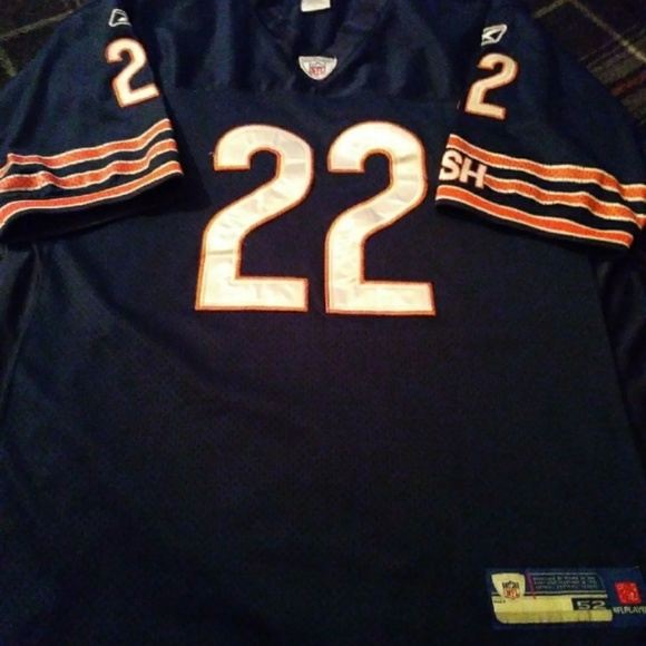 big sale d6871 37217 CHICAGO BEARS JERSEY... FORTE # 22